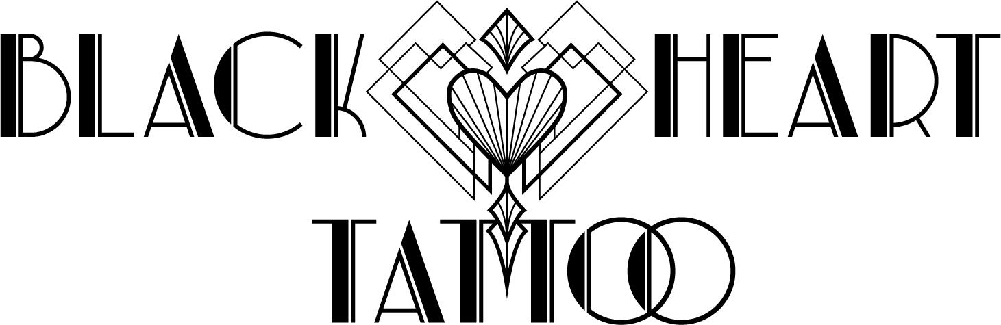Black Heart Tattoo München